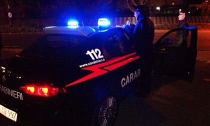 Carabinieri, blitz al night club di Cologno