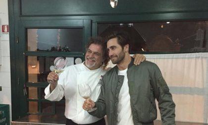 Un caffè in centro con JakeGyllenhaal