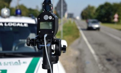 Controlli velocità la prefettura multa 175 automobilisti