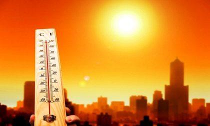 Si può accendere il riscaldamento... ma che caldo!