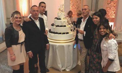 Matteo Manzotti protagonista all'Italian Wedding Style di Milano
