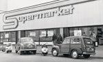 Primo supermarket italiano, 60 anni fa