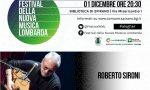 Festival musica Lombarda: questo weekend si esibirà anche Roberto Sironi