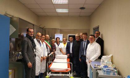 La nuova endoscopia dell'ospedale di Romano