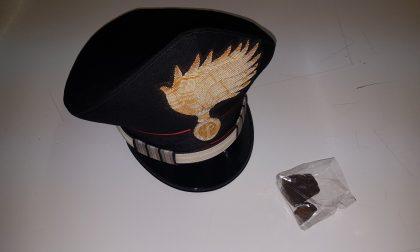 Droga nei bagni delle scuole scoperta dai carabinieri