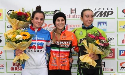 Ciclistica Trevigliese esulta con Piganzoli