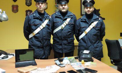 Droga a Urgnano nuovo blitz dei carabinieri in centro