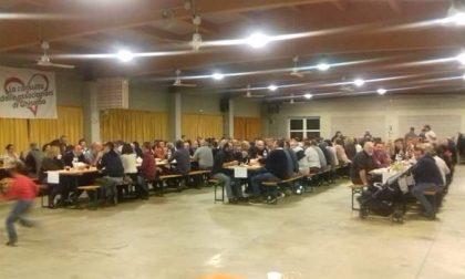 Maialata: donati millecinquecento euro alla scuola FOTO