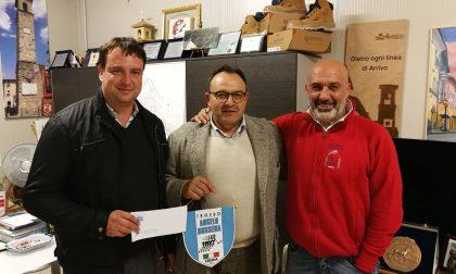 Trofeo Dossena, una donazione per Amatrice