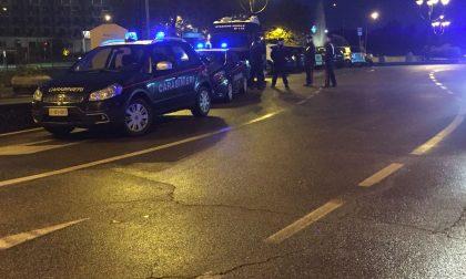 Maxi pattugliamento dei carabinieri nella Bassa: arresti e denunce