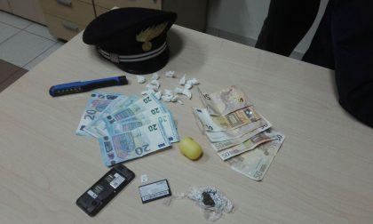 Droga al parco, arrestato 19enne marocchino