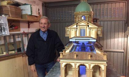 Santuario in miniatura, undici anni di impegno e passione FOTO
