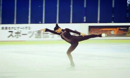 Pattinaggio sul ghiaccio Micol Cristini è la Kostner della Bassa