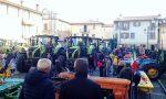 Festa del Ringraziamento, i trattori invadono il centro