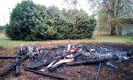 Incendio doloso allo Sport village VIDEO