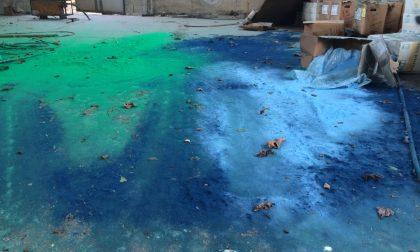 I mille colori del degrado: il viaggio – inchiesta nell'ex cromatura