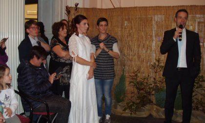 Al Vaglietti si sfila con gli abiti da sposa d'epoca - FOTO