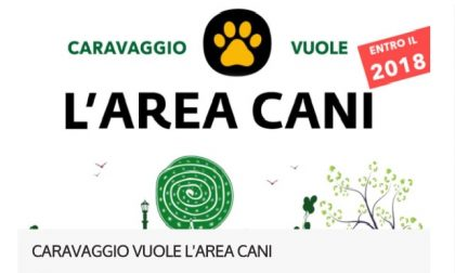 Area cani a Caravaggio, la petizione è online