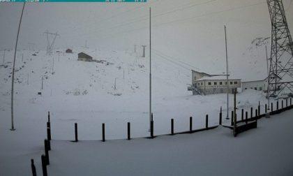 Neve in montagna, tempo adatto per sciare