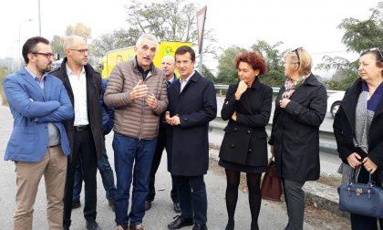 Giorgio Gori nel Cremasco per promuovere la candidatura regionale FOTO