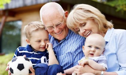 """Una """"valanga"""" di foto per fare gli auguri ai vostri nonni: partecipa anche tu"""