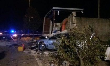 Schianto Palosco, 24enne arrestato per omicidio stradale FOTO