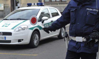 Polizia locale Zingonia verso il consorzio a tre