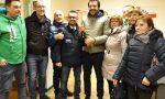 Salvini a Bagnolo inaugura la nuova sezione della Lega Nord
