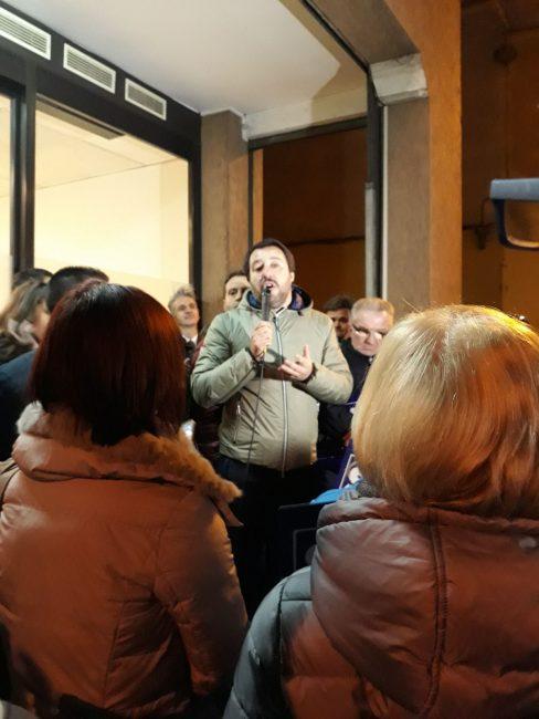 Salvini a Bagnolo