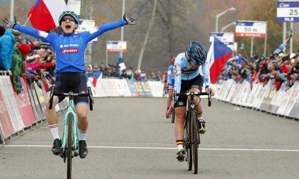 Team Bianchi Teocchi di nuovo campionessa di ciclocross