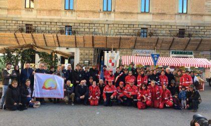 Caravaggio Tolentino, uniti dopo il terremoto FOTO