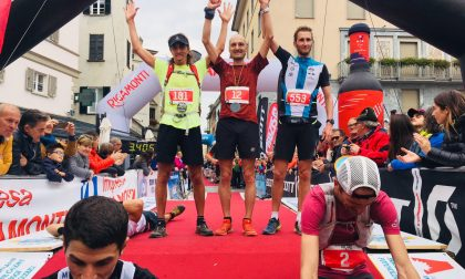 Luca Carrara vince il Valtellina Wine Trail