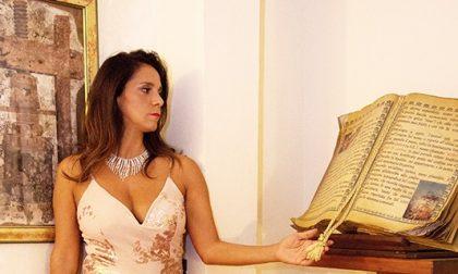 Rosalia Vaglica sul calendario di Miss mamma italiana