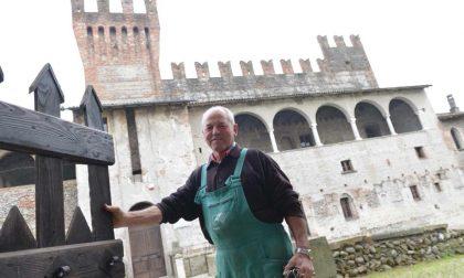 Giacomo Bergamaschi, addio al custode di Malpaga