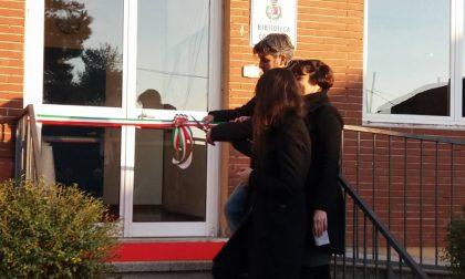Inaugurata nuova biblioteca a Torre Pallavicina