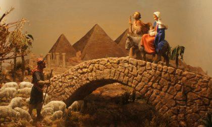I presepi di Battista Severgnini in mostra a Fornovo FOTO