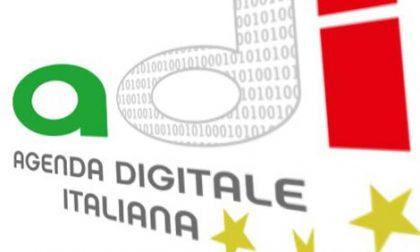 Agenda digitale, Pieranica nell'iniziativa regionale