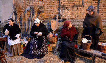Presepe vivente e mercatini aprono le festività natalizie