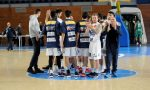 Basket Treviglio cade sul parquet di Reggio Calabria