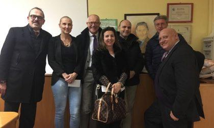Rossana Papetti alla guida degli ex allievi del Galilei