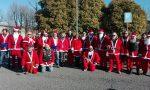 A Treviglio arrivano i Babbi Natale su due ruote FOTO