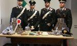 Ancora droga nella Bassa: sequestrati ben 64 chili di hashish