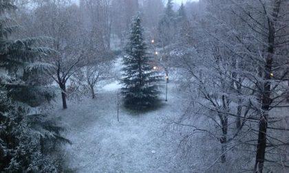 Neve in arrivo sulle valli lombarde