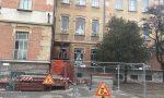 Caravaggio, crollo in corridoio: scuola chiusa  per motivi precauzionali