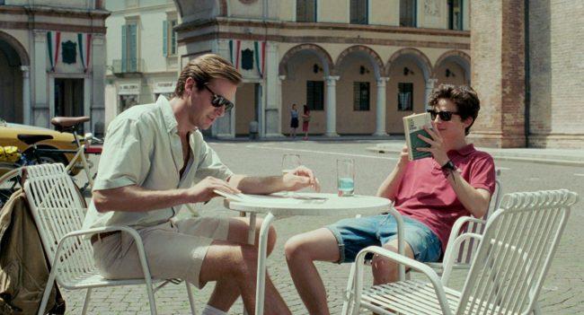 Chiamami col tuo nome: guarda il primo trailer in italiano