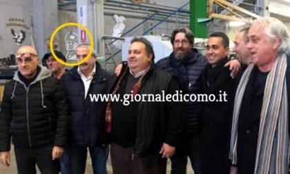 5 stelle in azienda: dietro Di Maio il duce