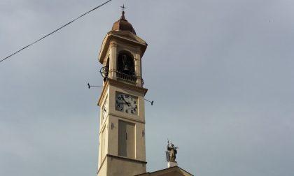 Rischio crollo per il campanile di Palosco