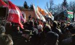 Manifestazione Como in corso il comizio antifascista Pd DIRETTA