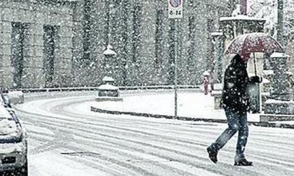 Neve in arrivo, ma sarà solo coreografica