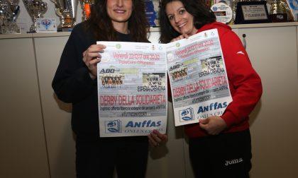 Derby solidale Offanengo-Cremona per Anffas